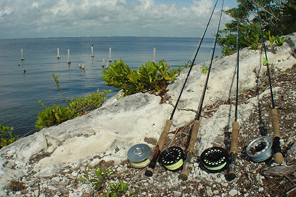 Cancun fishing equipment