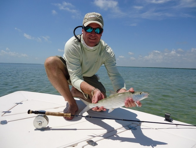 Cancun salt water fly fishing