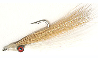 clouser minnow bonefish